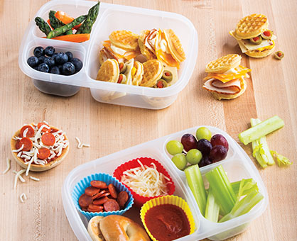 Lunch Box Makeover: Build a Bento