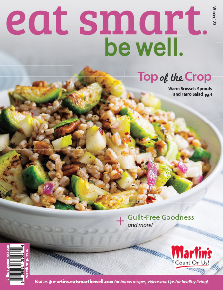 eat smart be well magazine