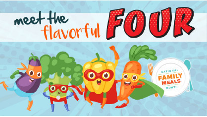 image of Flavorful Four